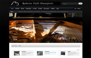 Roberto Valli Pianoforti